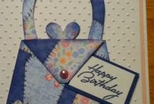patchwork and quilt  cards