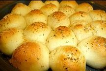 yummy , goodies in the kitchen / Breads, biscuits, muffins , rolls , pizza , ...