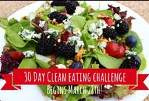 Simply Clean Meals / Meal plans that solve the dinner dilemma and help you eat clean.
