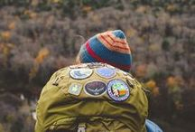 Backpacking Nomad / Brilliant for when I pick up that backpack and take off around the world.