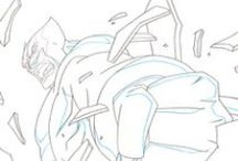 Marvel - Animation Art / Original Animation and Comic Art from Marvel Animation