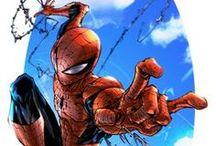 Marvel Heroes - Spider-Man Art