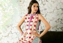Mahnoor Spring Collection 2014 Vol. II / 3 Piece Suit, Rs. 2,250