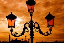 Gorgeous sunset's