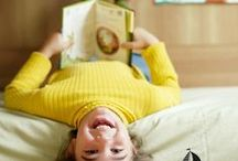 Reading Ready / book recommendations, learning to read, teaching tricks for preschool and early elementary