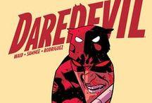 Marvel Heroes - Daredevil Art / Celebrating our favorite Marvel animation and comic art for Daredevil, Hells Kitchen's favorite blind superhero & lawyer (Matt Murdock).
