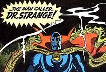 Marvel Heroes - Doctor Strange Art / Celebrating our favorite Marvel animation and comic art for Doctor Strange!