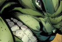 Marvel Heroes - Hulk Art / Celebrating our favorite Marvel animation and comic art for The Incredible Hulk.