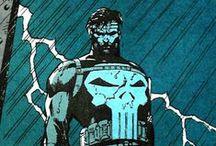 Marvel Heroes - Punisher Art
