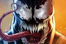 Marvel Villains - Venom/Symbiotes
