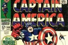 Marvel - Comic Covers