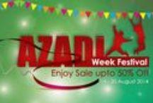 Azadi Week Festival 2014
