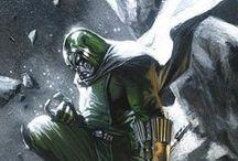 Marvel Villains - Ronan Art