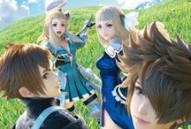 Bravely Default/Second
