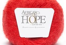 Hope / 25g Ball | 212m 80% Kid Mohair | 20% Polyester Brushed - Lace Yarn