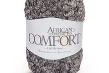 Comfort / 50g Ball | 100m 39% Mohair | 39% Viscose | 13% Wool | 9% Polyester Chunky Yarn