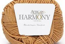 Harmony / 50g Ball | 87m 100% Merino Wool Aran