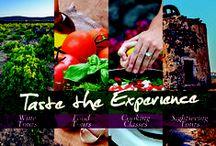 Santorini Wine Tour Material