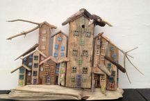 Wooden Arts & Crafts