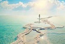 Dead Sea / Dead Sea Benefits