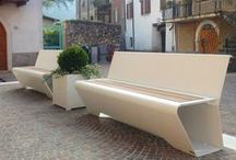 LAB23 PANCHINE /BENCHES/BANCS / LAB23 - Street Furniture - Arredo Urbano - Mobilier Urbain - Mobiliario Urbano PANCHINE BENCHES BANCS