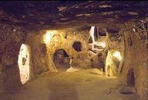Projet, Cité souterraine...