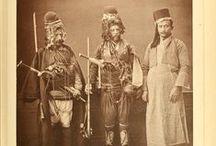Projet, Les Costumes Populaires de la Turquie en 1873.