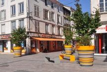 PUNKA BENCH - FRANCE / Check out these colourful PUNKA benches installed in France!