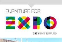 EXPO MILANO 2015 / 2333 BINS SUPPLIED