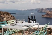 Santorini Wine Roads Tour / You have heard about the world famous indigenous grape varieties of Santorini! You probably know the Vinsanto wine! But there is more! More flavors and delicious explosions to enjoy! Come along as we take you on a complete wine journey of Santorini!