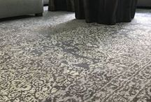 Projects / Past bespoke area rug projects.