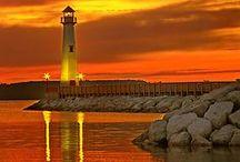 Lighthouses & Deniz feneri