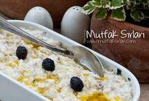 Appetizer & Mezeler /  Turkish Appetizer