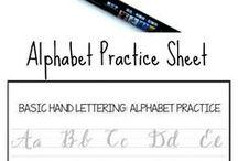 Calligraphy, Planner n Scraptbook
