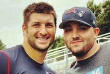 Tim Tebow / by Katniss Prior