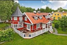 Vackra hus och byggnader / Vackra hus och byggnader / Beatiful houses and buildings