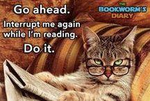 Libraries, Books / by Judy Blair