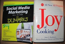 """Social Media Cookcook / Social Media Marketing All-In-One for Dummies, 9 books in 1 your """"Joy of Cooking"""" guide to Social Media Marketing. Gives you beginner and advanced step by step 'how to's ' and insightful strategy. Just like the Joy of Cooking you won't cook each recipe/use each tool but smart cookies will go back to it over and over. Here are my thoughts on the book and the topic....enjoy!"""