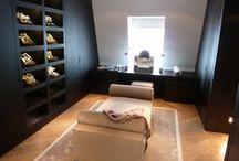 Closet & wardrobe / by Diana Hartman