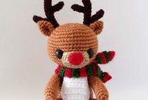 Crochet Noël / Hiver