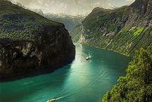 Scandinavian Greenland Iceland / by Diana Hartman