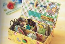 sewing / by dyano