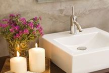 Interior design - bathroom / Interior design - bathroom