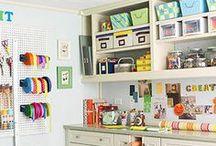 Private room & storage
