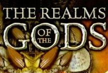 Realm of the GODS / Different Gods since time began as we know it. / by Bobbie C