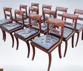Dining Chairs / Antique and Vintage dining chairs