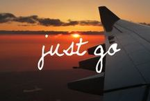 Travel & Inspirational Quotes