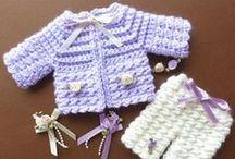 Habits poupées et accessoires