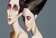 Art painting / Acrylic / by Maude Craig