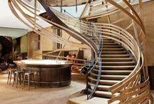 Stairways / by Blanche Baillet